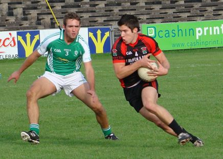 Player profile - Fearghal McGrath
